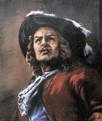 Louis de Buade, comte de Frontenac et de Palluau, né le 12 mai 1622 au château de Saint-Germain-en-Laye