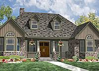 Small Affordable Homes House Plans U0026 Home Plans From Better Homes And Gardens