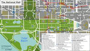 Washington Dc Usa Map by Washington Dc Mall Map Pdf Maps Of Usa
