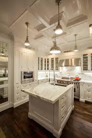 like the thick island slab and the marble backsplash kitchen