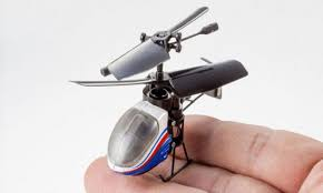أحدث تقنية العالم هليكوبتر بحجم