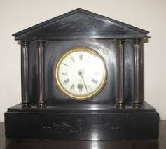 Ansonia Mantel Clock Back To Main Page