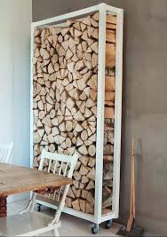 Rolling Wood Storage Rack Plans by 233 Best Fireplace Designs Images On Pinterest Firewood Storage