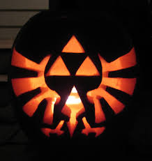 the legend of zelda pumpkin carving collection robert catalano