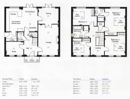 small 4 bedroom house plans home design