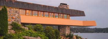 Frank Lloyd Wright Plans For Sale by Frank Lloyd Wright Designed Private Island On Sale For 14 9 Million