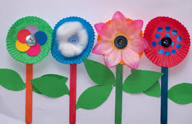 Art And Craft Studio Arts And Crafts Spring Flowers Playtime Tv Channel
