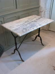 Bistro Table For Kitchen by Nice Early Bistro Table From France Iron Base Table Measures 24 X