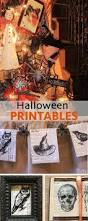printable halloween banner diy vintage halloween banner printable design dazzle
