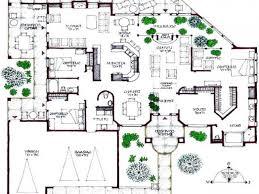 Simple House Floor Plan Design Modern House Floor Plans Withal Contemporary House Plans House