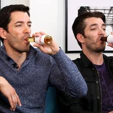 How To Get On Property Brothers by The Property Brothers Confess To Kissing Fans Popsugar Home