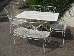 vintage garden furniture gcyasiu acadianaug org garden furniture
