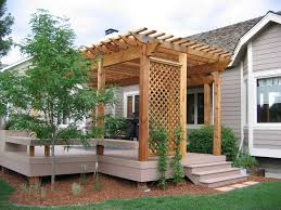 Small Gazebos For Patios by Exterior Impressive Wooden Pergola Design Ideas With Yard Elves