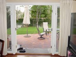 Patio French Doors Home Depot by Contemporary Interior Sliding Glass French Doors Exterior Vs In
