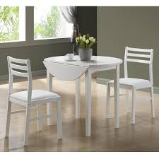 Monarch Specialties I  Piece Dining Table Set Lowes Canada - Kitchen table sets canada
