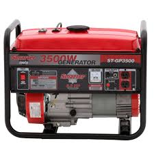 smarter tools 3 500 watt gasoline powered portable generator stgp