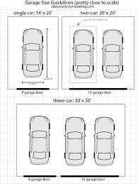two car garage size garages built u0026 added garage pinterest