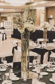 Black Centerpiece Vases by 141 Best Black U0026 White Wedding Inspiration Images On Pinterest