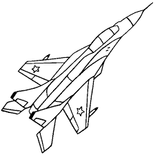 unique fighter jet coloring page 15 for your seasonal colouring