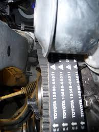 lexus rx 400h faults 2006 rx400h timing belt and water pump replacement clublexus