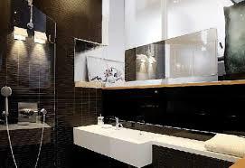 Bathroom Interior Design Ideas by Black And White Bathroom Interior Design Bathrooms Cabinets