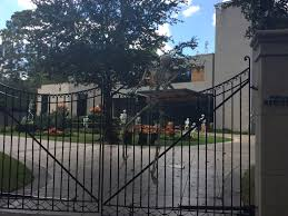 halloween decorations skeletons houston home outdoes neighbors with epic halloween skeletal