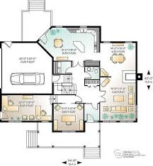 Sunroom Floor Plans by House Plan W3846 Detail From Drummondhouseplans Com