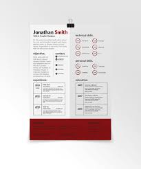 Creative Resume Templates Free  resume example  cool resume     Resume Badak amazing and creative free resume psd template  what a doll  free