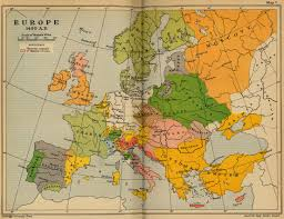 Show Map Of Europe by
