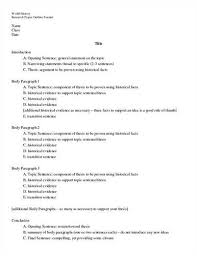MLA Format Sample Paper  with Cover Page and Outline   MLA Format mla sample paper