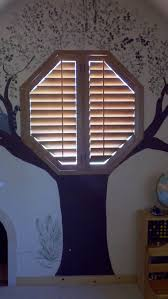 blinds for odd shaped windows circle oval octagon triangles