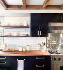 Kitchen Shelving 53 Best Kitchen Open Shelving Images On Pinterest Open Shelving