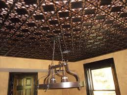 interior tile ceiling metal backsplash sheets faux tin