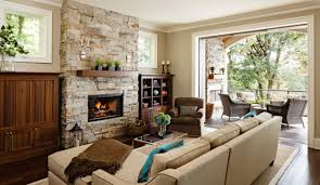 Designing Living Rooms With Fireplaces The Terraces Of Roseville Marceladick Com