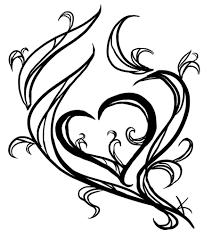 tattoo u0027s for u003e tattoo drawings of hearts heart tattoo drawing