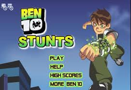 Friv Ben 10 Stunts