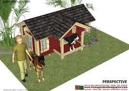 Home Design Free Plans by Home Garden Plans Dh302 Insulated Dog House Plans Construction