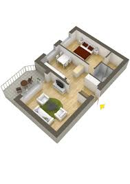 Single Bedroom Apartment Floor Plans by 40 More 1 Bedroom Home Floor Plans