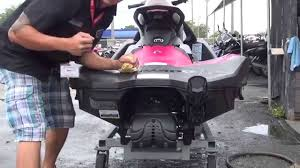 sea doo spark manual reverse kit installation youtube