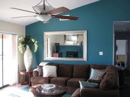 blue brown living room decor unique living room decor blue and
