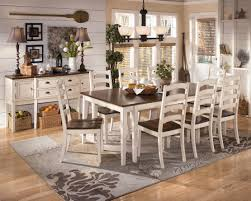 Ashley Furniture Round Dining Sets Dining Room Mesmerizing Ashley Furniture 2017 Also Kitchen Table