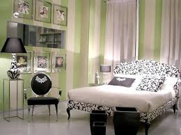 black and white bedroom decor diy room lime green black and white