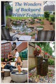 backyards mesmerizing the wonders of backyard water features