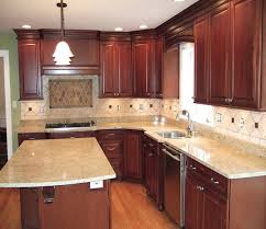 Built In Kitchen Cabinets Fancy European Kitchen Cabinets Ideas With Cream Color Marble