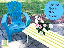 Colorful Patio Chairs - Colorful patio furniture