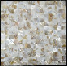 Wall Tiles Kitchen Backsplash by Mother Of Pearl Tile Kitchen Backsplash Sea Shell Mosaic Bathroom