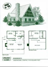 Small 2 Bedroom Cabin Plans A Frame House Plans Small House Design Plans