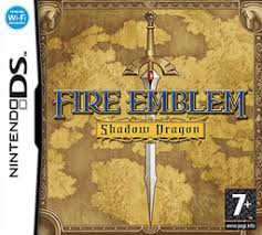 fire emblem shadow dragon (EUR)