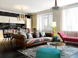 Home Design Modern Style by Modern Pop Art Style Apartment