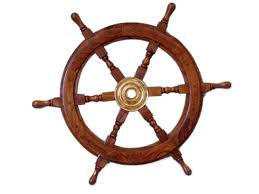 amazon com hampton nautical deluxe class wood and brass